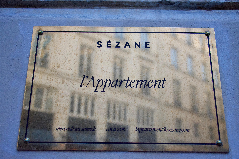 L'appartament Sezane