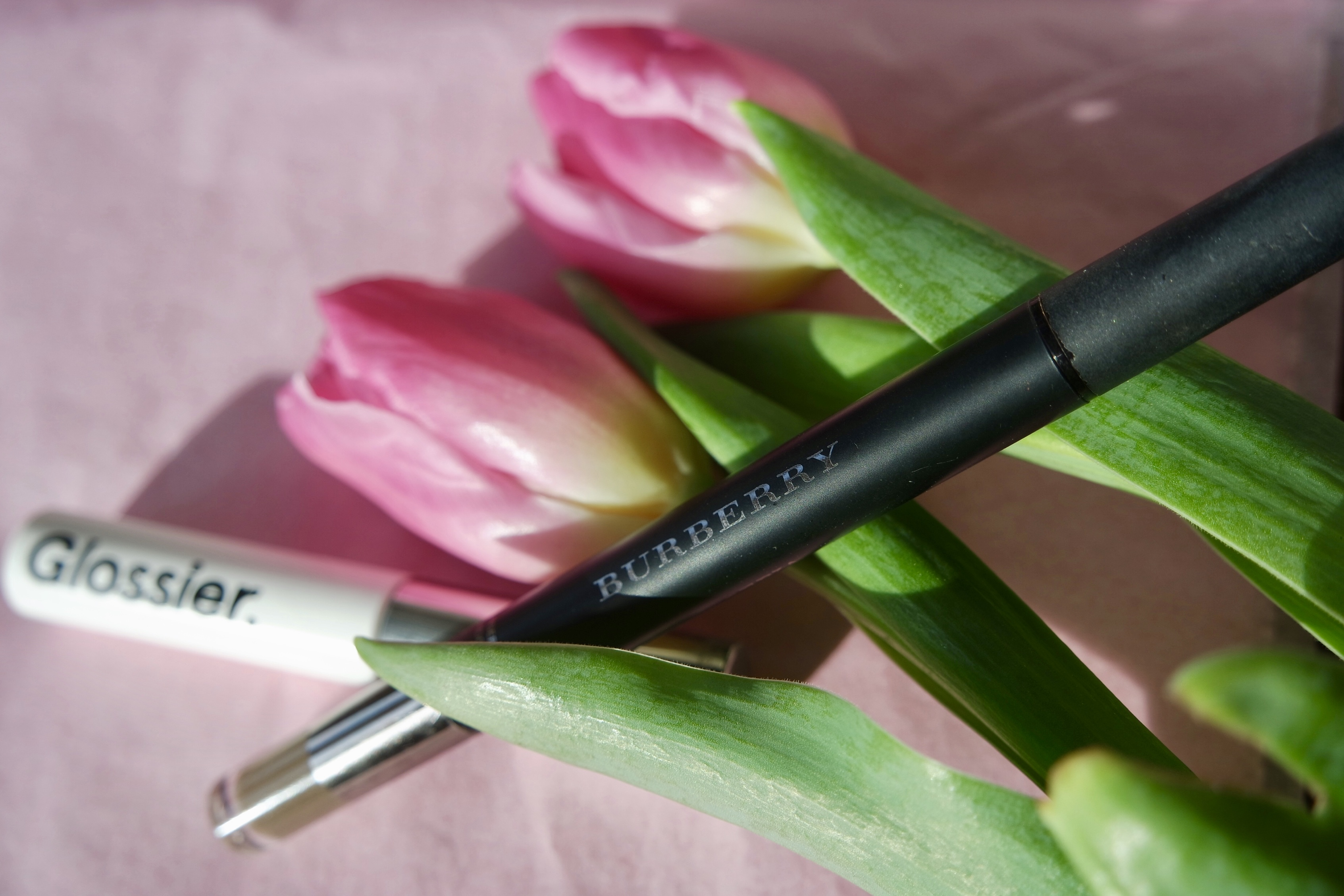 Burberry Full Brows Sepia, Glossier Boy Brow