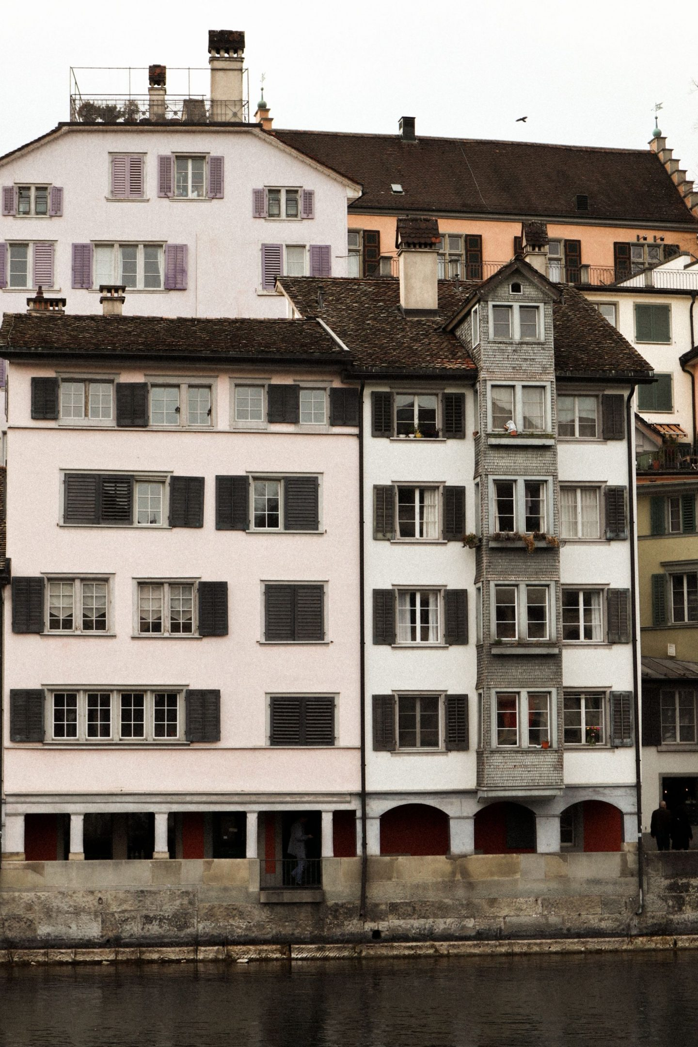 Zurich city houses